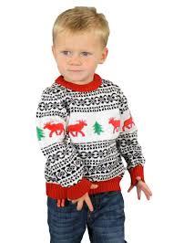 Sweater Toddler Reindeer Sweater In Antique Children S