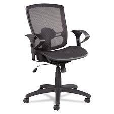 Best Office Chairs Amazon Com Alera Et4218 Etros Series Mesh Mid Back Synchro Tilt
