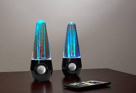 blackweb lighted bluetooth speaker review water speakers
