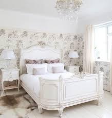 image de chambre romantique papier peint chambre adulte romantique idées décoration intérieure