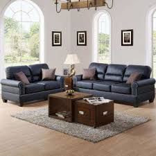 buy living room sets classic faux leather black living room sets living room
