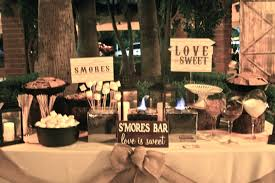 wedding decorations 20 rustic candy bars rustic pinterest