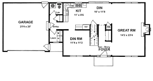 colonial house floor plans house plan 94160 at familyhomeplans