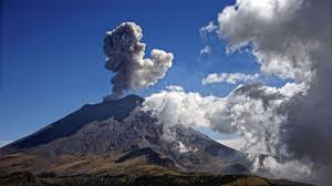 Mexico Volcano Map by Volcanoes Of Mexico Alpine Ascents International