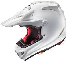 motocross helmets arai mx v motocross helmet white buy cheap fc moto
