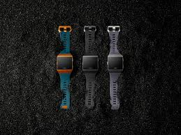 fitbit launches ionic smartwatch flyer headphones and aria 2