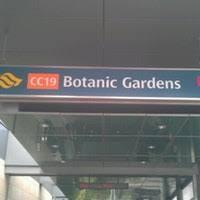 Botanic Garden Mrt Botanic Gardens Mrt Interchange Cc19 Dt9 Tanglin 100 Cluny