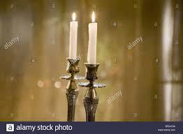 shabbot candles shabbat candles stock photo 26730057 alamy
