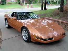 fs 1986 metallic copper corvette convertible in nv 14 700 obo