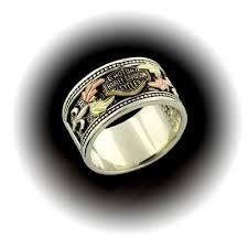 2 s ring 269 95 harley davidson ster men s ring raised black