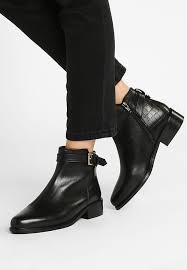 boots uk dune dune poppy ankle boots black zalando co uk