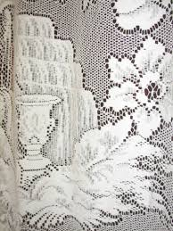 221 best vintage lace curtains images on pinterest vintage lace
