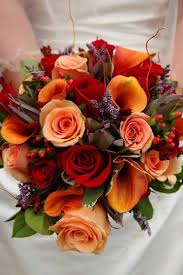 wedding flowers autumn 30 fall wedding bouquets for autumn brides autumn autumn