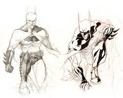 batman sketches by gavinmichelli on deviantart