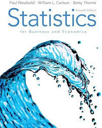 statistics for business and economics with cd 7th edition buy