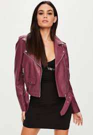 bike jackets for women coats u0026 jackets for women missguided australia