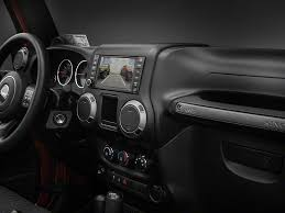 jeep wrangler navigation system raxiom wrangler oe style navigation w bluetooth back up