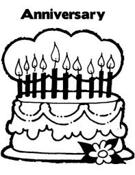 anniversary coloring pages az coloring pages throughout the most