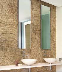 Bathroom Wallpaper Designs by Wood Effect Bathroom Wallpaper Life Lines By Wall U0026decò Design
