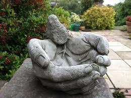 25 unique concrete garden statues ideas on concrete