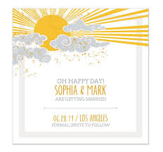 Digital Save The Date Go Digital With 18 Eco Friendly Save The Dates Wedding