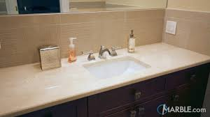 marble countertop for bathroom marfil marble countertop in a classic bathroom