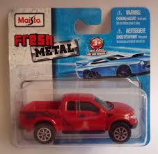Ford Raptor Red - amazon com maisto fresh metal die cast vehicles ford f 150 svt