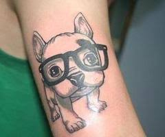 dog tattoos and designs