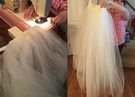 how to make a tulle skirt image result for how to make a layered and tulle skirt