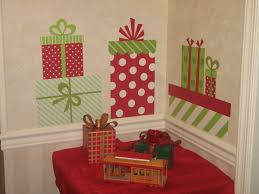 ideas fascinating wall christmas decorations diy home made