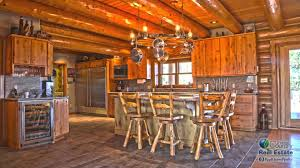 deacon gulch luxury log home u0026 ranch for sale in colorado video