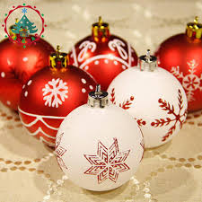 Theme Ornaments Balls Theme Pack Ornaments For Tree Decor Bauble