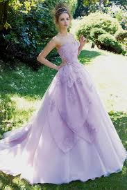 purple wedding dresses light purple lace wedding dress naf dresses