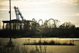 Six Flag New Orleans 20 Haunting Images Of The Abandoned Six Flags New Orleans Theme