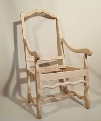 fauteuil dos fauteuil louis xiii os de mouton dos moulure les beaux sièges de