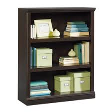 3 Shelf Bookcase With Doors Shop Bookcases At Lowes