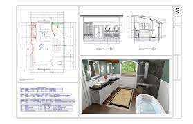 How To Design A Bathroom by Tips For Planning For A Bathroom Layout Diy With Image Of