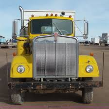 kw w900 for sale 1977 kenworth w900 manure spreader truck item g7137 sold