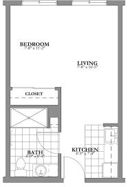 senior living floor plans gardens at ocotillo senior living