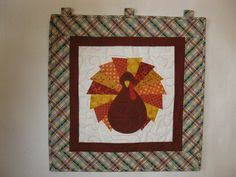 turkey wall hanging sewing quilt mini quilts and