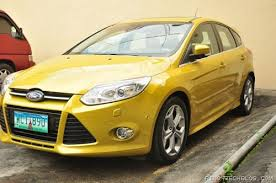 ford focus philippines 5 tech features you would from the ford focus sport