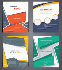 magazine layout size layout business brochures flyer design template in a4 size