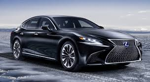 lexus is two door lexus ls 500h officially debuts at geneva motor show