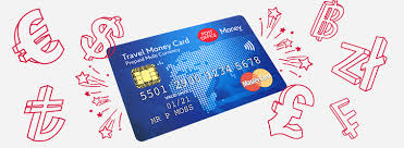 prepaid international debit card travel money card prepaid currency card post office real
