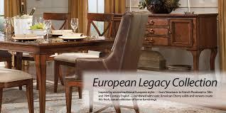Legacy Dining Room Furniture Hekman Furniture European Legacy Category