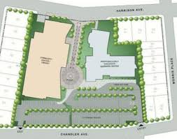Community Center Floor Plans by 49 5m In Bond Sales Will Fund New Roselle Community Center