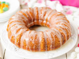 easy pumpkin bundt cake recipe cdkitchen com
