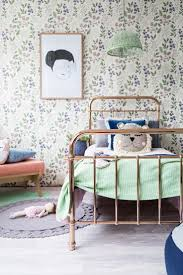 classic stylish kids bedroom i especially love the floral
