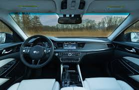 2017 kia cadenza limited review u2013 a better buick the truth about
