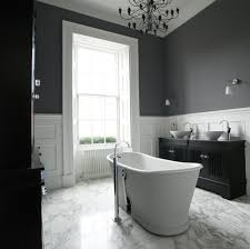 gorgeous grey paint that compliments the white wood panelling gorgeous grey paint that compliments the white wood panelling this actually design duo colin